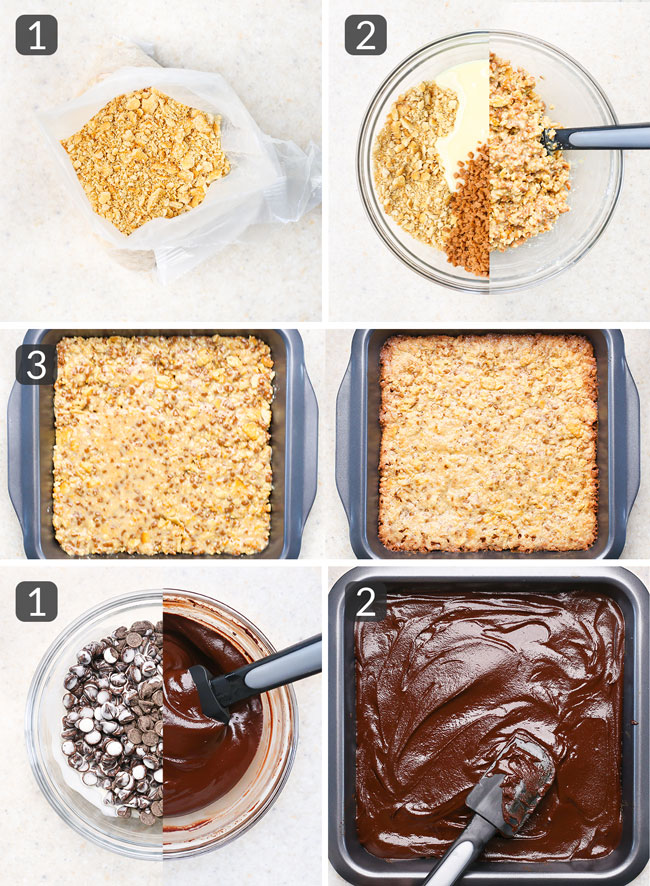 how to make skor bars